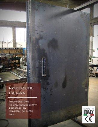 produzione italiana porte blindate